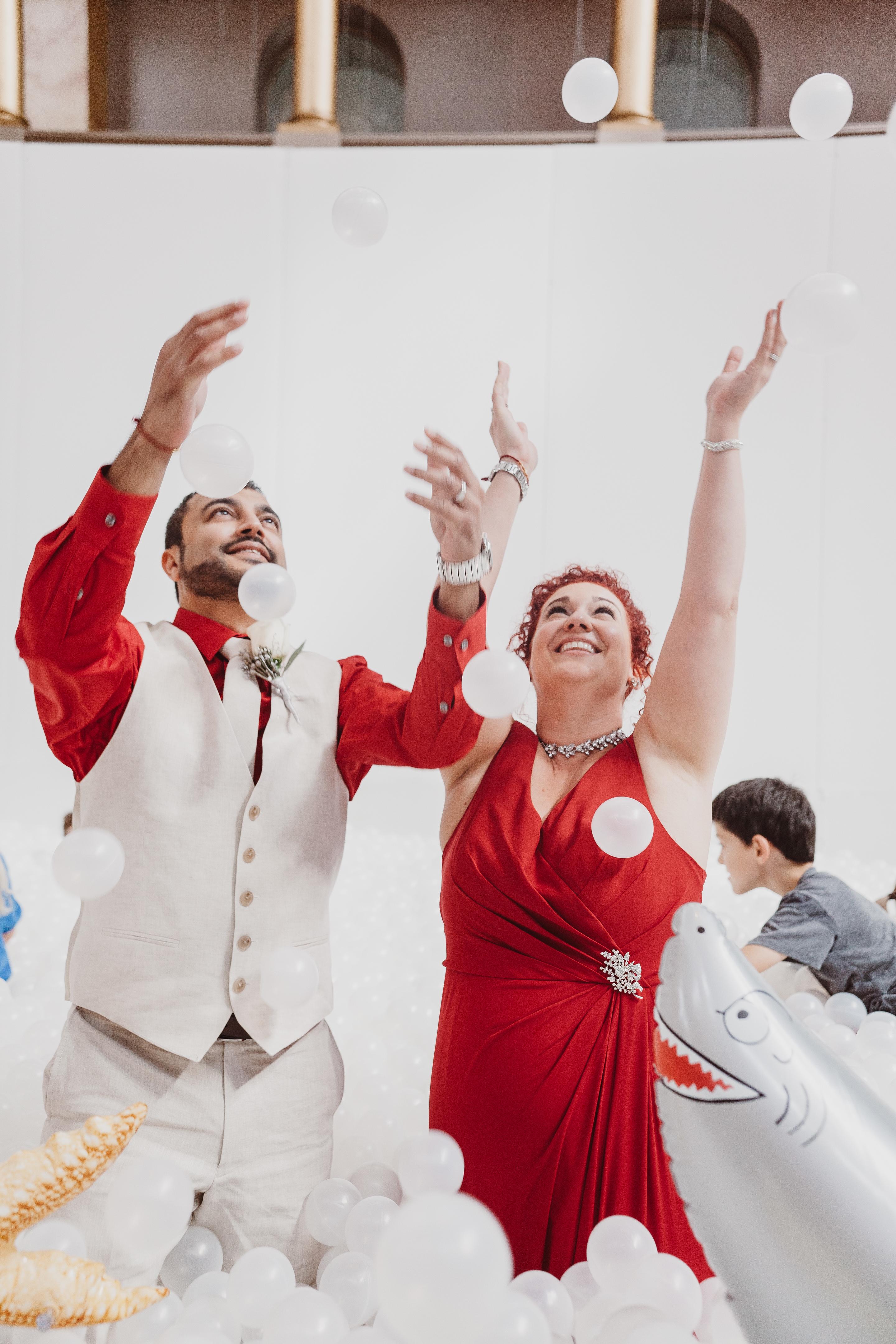 Unique Popup Weddings in Washington DC